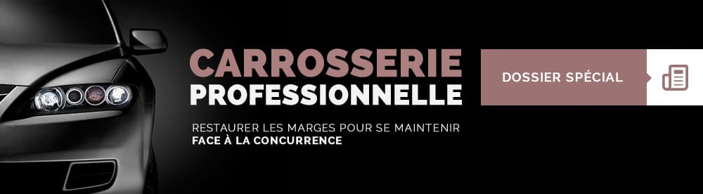 Article carrosserie professionnelle